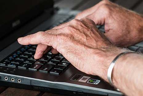 Senioren Laptop